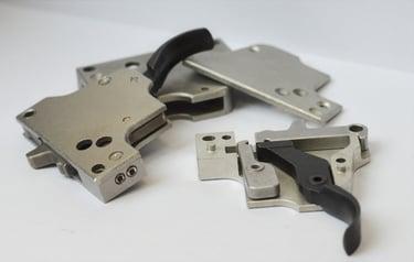 sinter bonding sinter brazing - trigger assembly