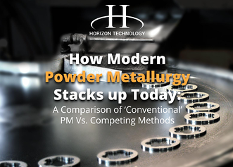Horizon Technology -  PM vs. Competing Methods