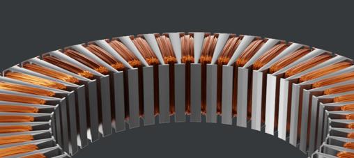 electric motor design transverse flux motor